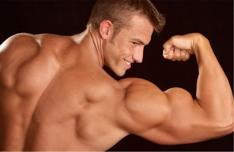 Мускулы сильные мужчины фото