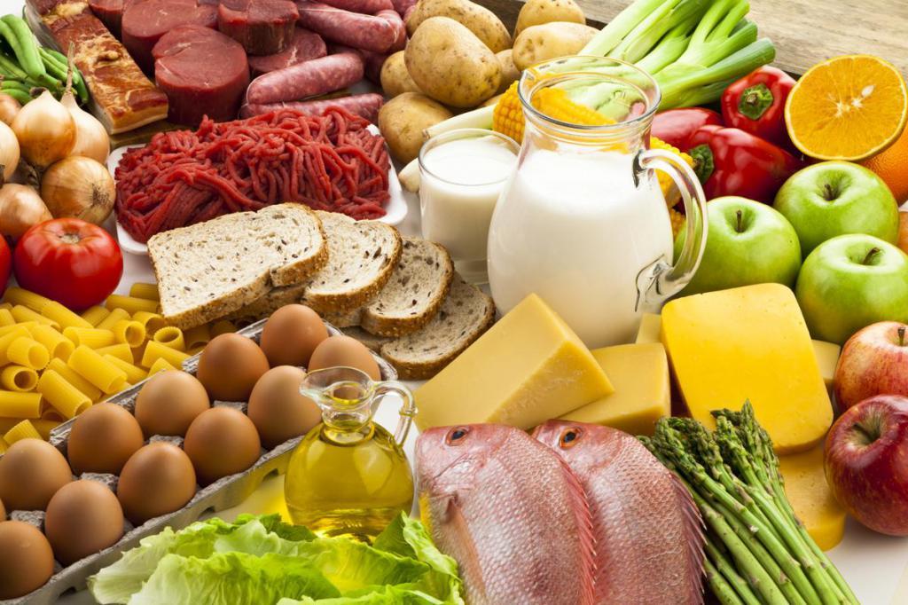 Продукты Диеты 10. Диета №10: показания, разрешенные и запрещенные продукты питания, рецепты