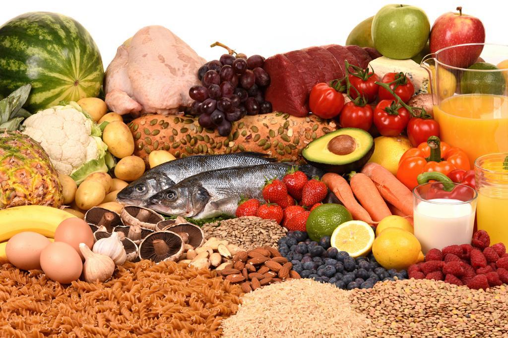 Картинки с изображением продуктов питания