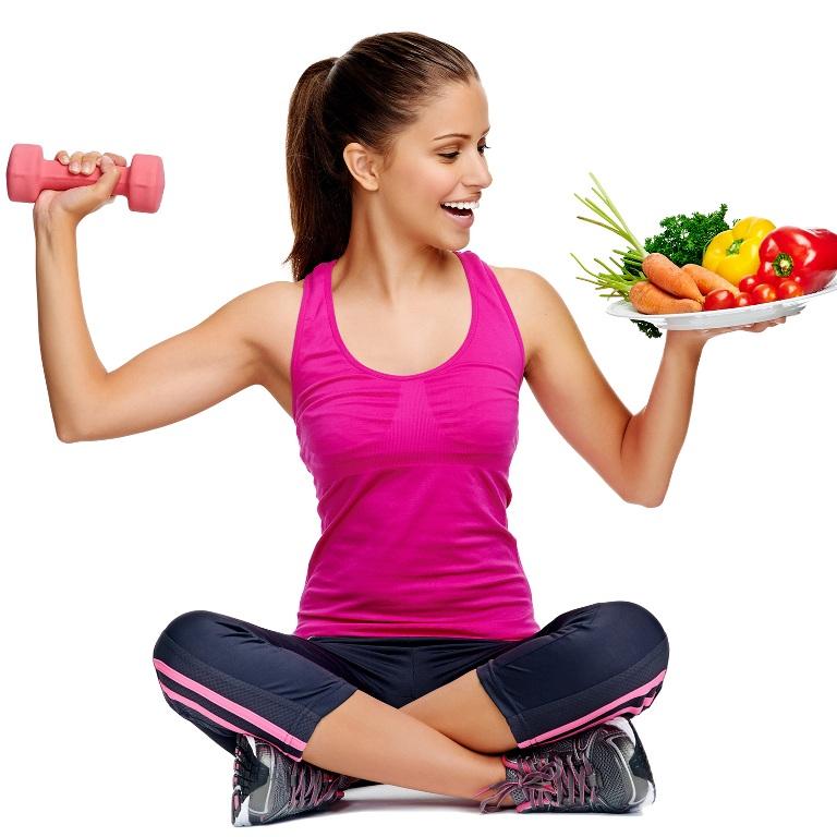 Фитнес цель похудеть