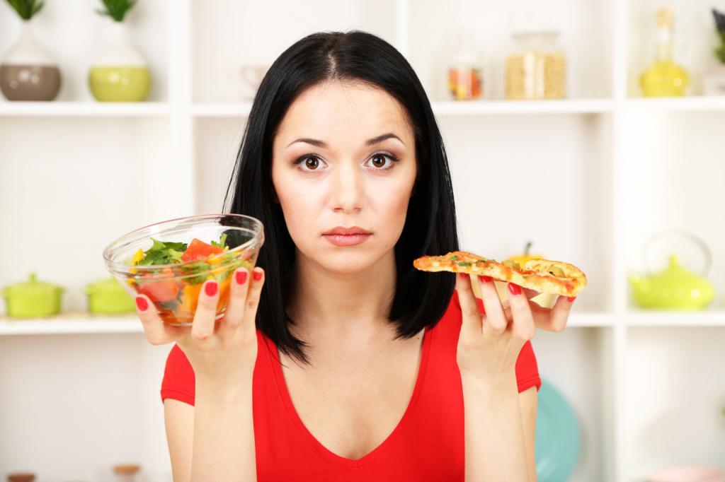 Про голодную диету