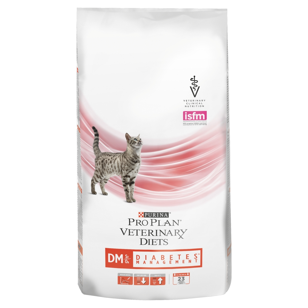 DM Diabetes Management Feline Formula