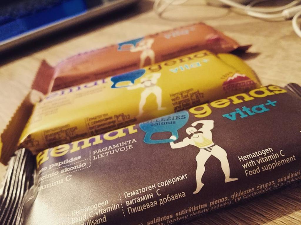 Гематоген при похудении