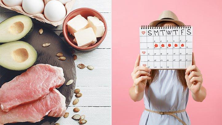 Если пропали менструации после диеты