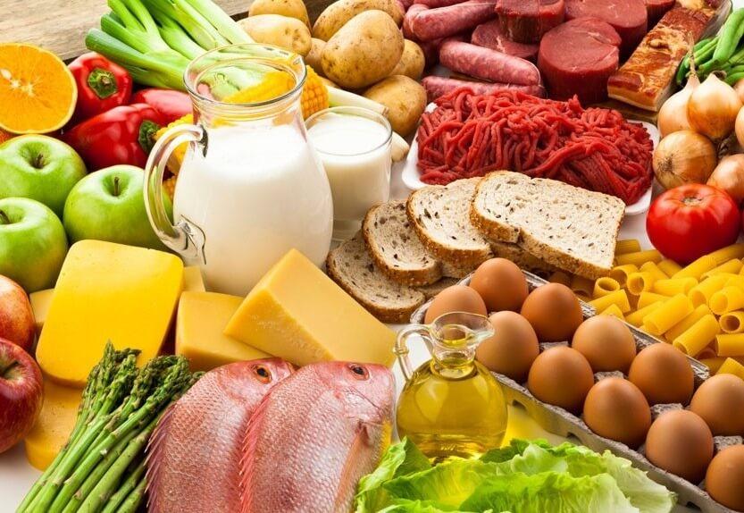 Лечебные диеты продукты