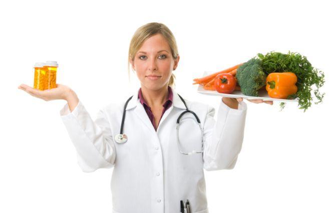 Работа медицинской диет сестры