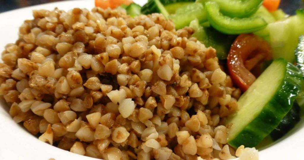 Как приготовить гречку для диеты
