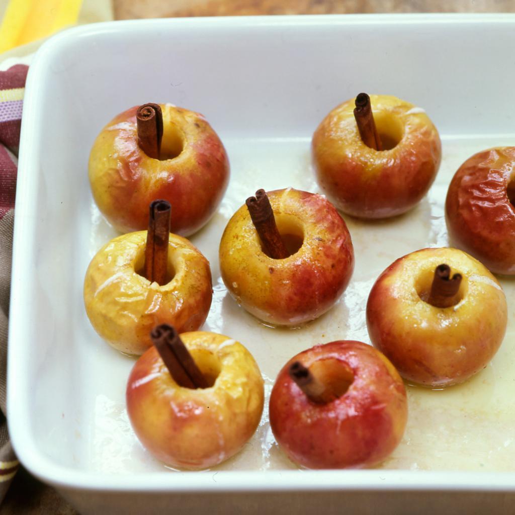 Диета На Печеных Яблоках И. Диета на яблоках для похудения