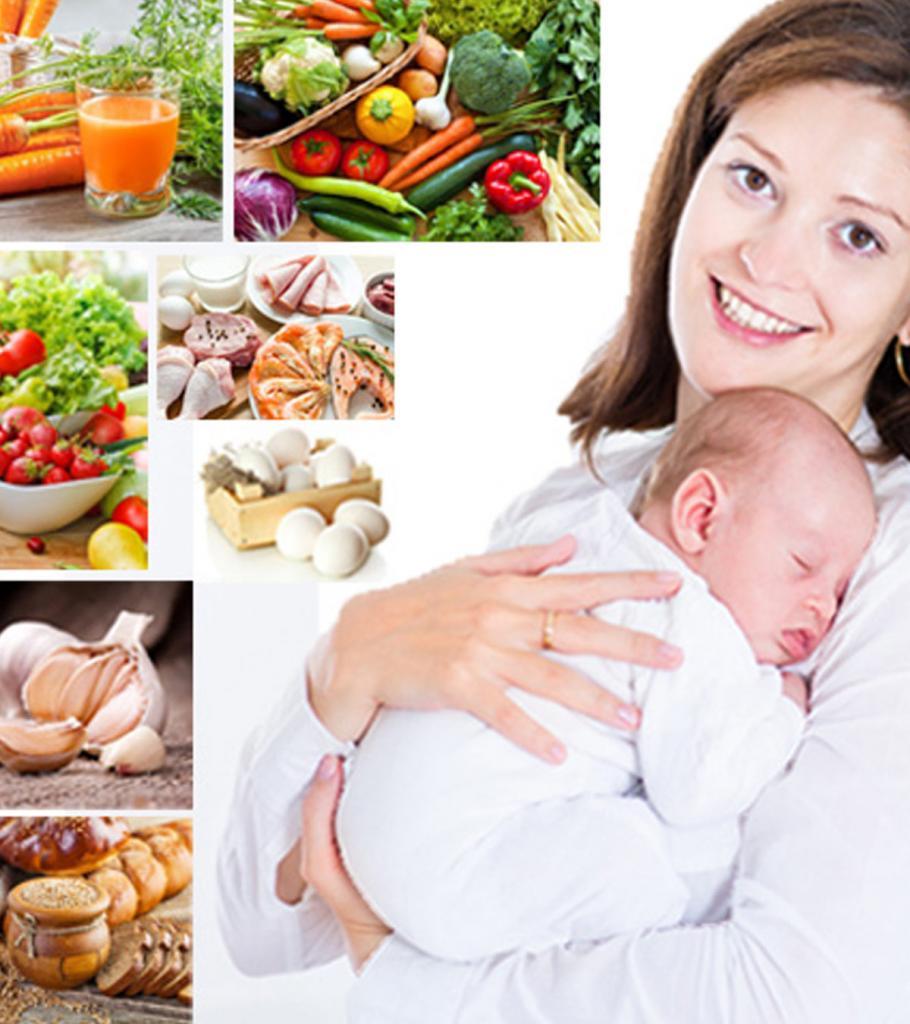 Гипоаллергенная диета для кормящих мам: меню при грудном вскармливании 2020