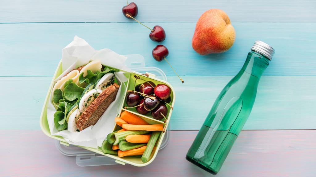 меню кетогенной диеты для похудения