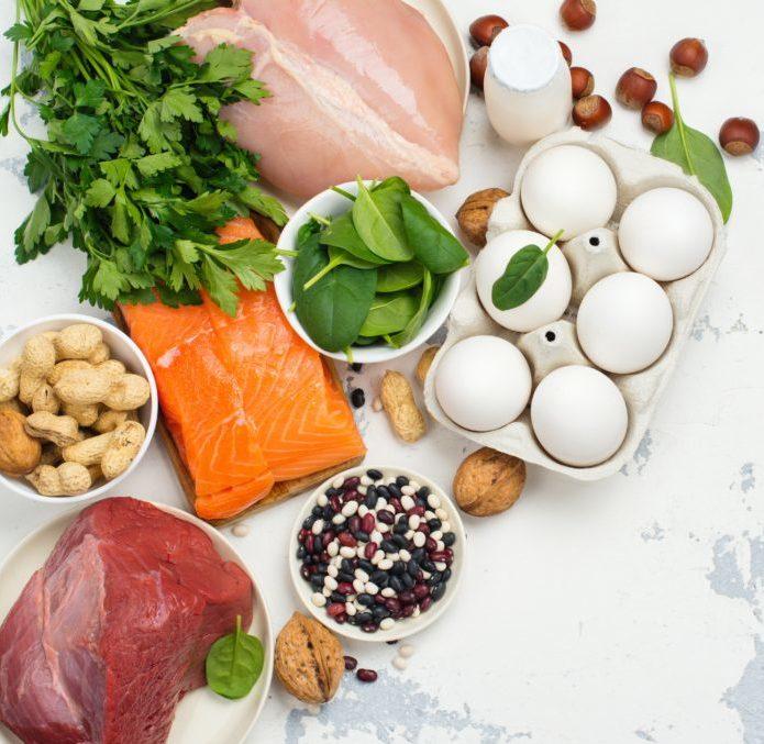 Фото Протеиновая Диета. Белковая диета для похудения: меню на неделю
